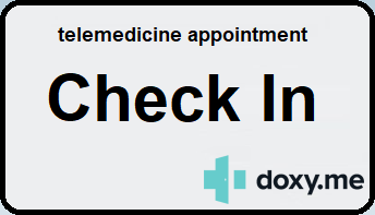Telemedicine Appointment Check In